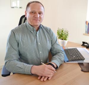 Portrait von Matthias Hain, Pflegedienstleistung Christliches Sozialwerk e.V.