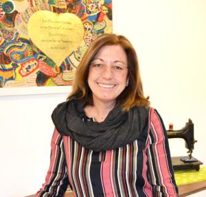 Portraitfoto von Frau Elke Klein